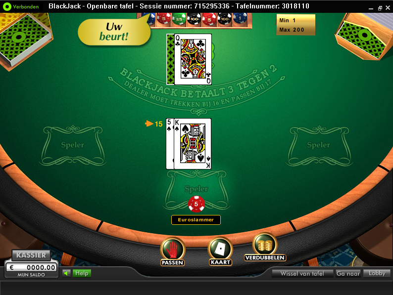 888 blackjack rules